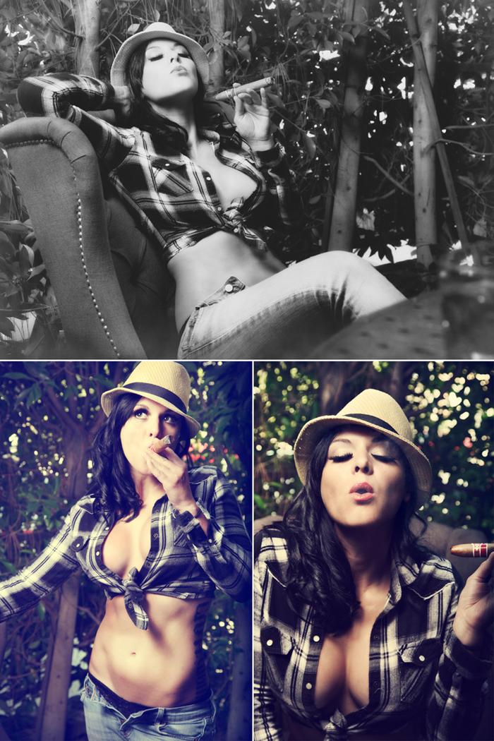 Female model photo shoot of Victoria Lara - Goretsky in LA