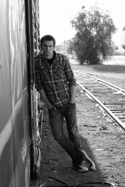Male model photo shoot of Scottie James in Provo, Utah