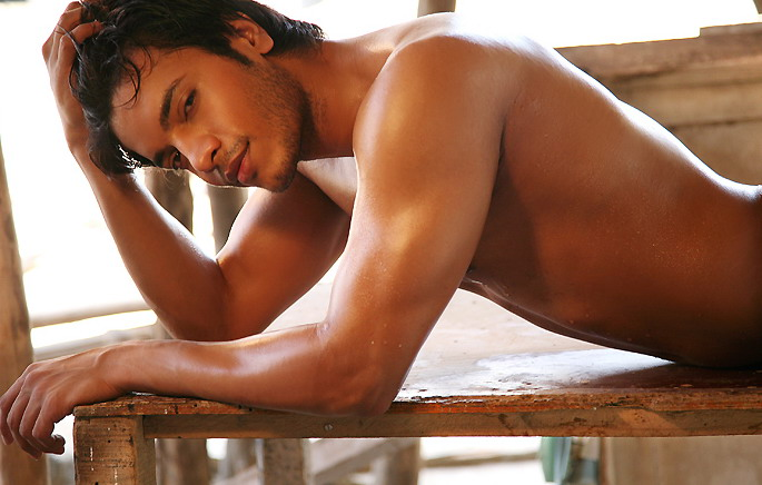 Male model photo shoot of Rizwan Sikander in India