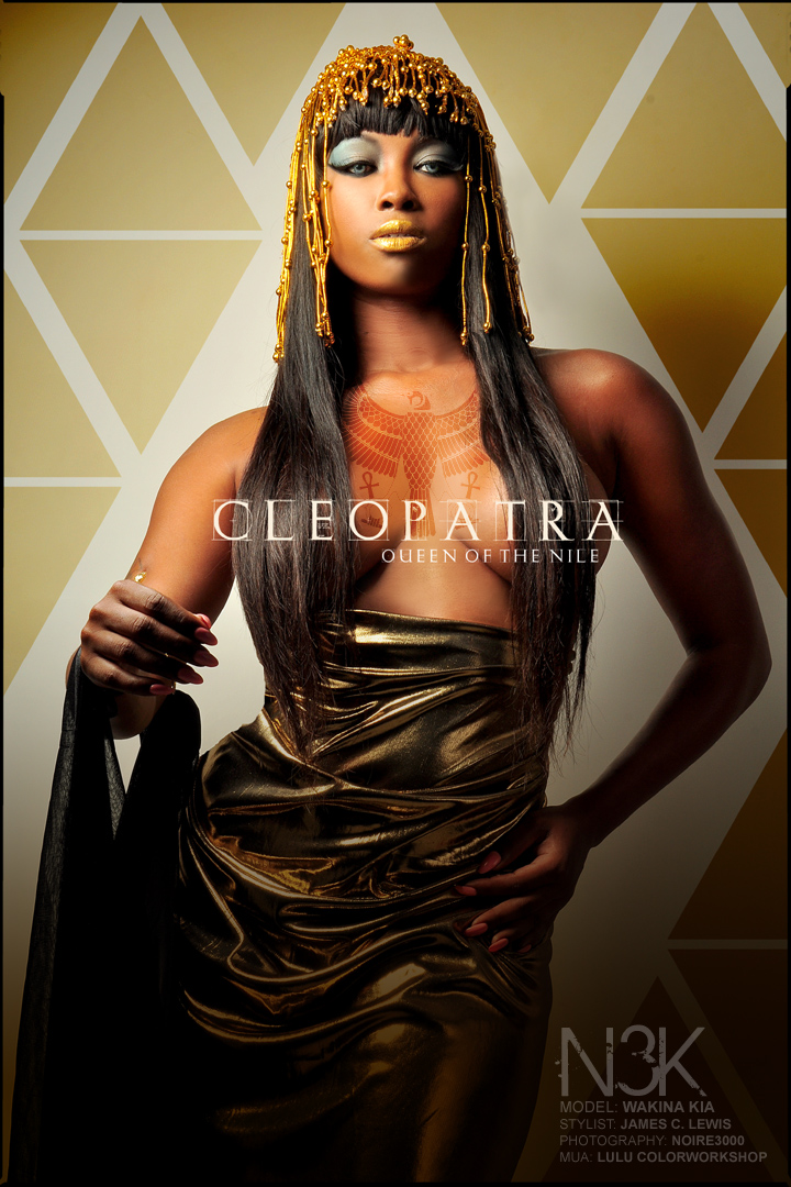 Atlanta, GA Sep 27, 2011 Noire3000 Cleopatra - Queen of the Nile