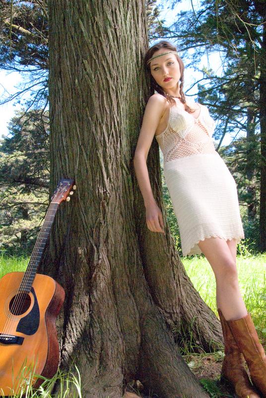 Female model photo shoot of La Caprichosa