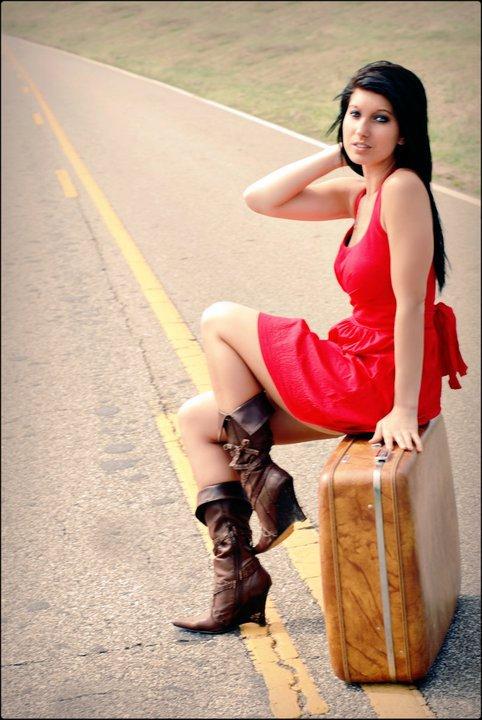 Female model photo shoot of Kayla Rendell