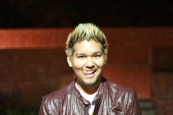 Male model photo shoot of Kris Naidas
