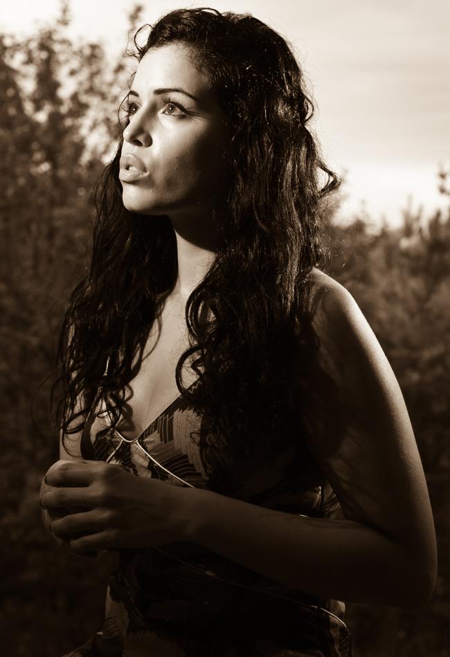 Male and Female model photo shoot of Matteo Mencarelli and Tara Elizabeth4 in Mono, Canada