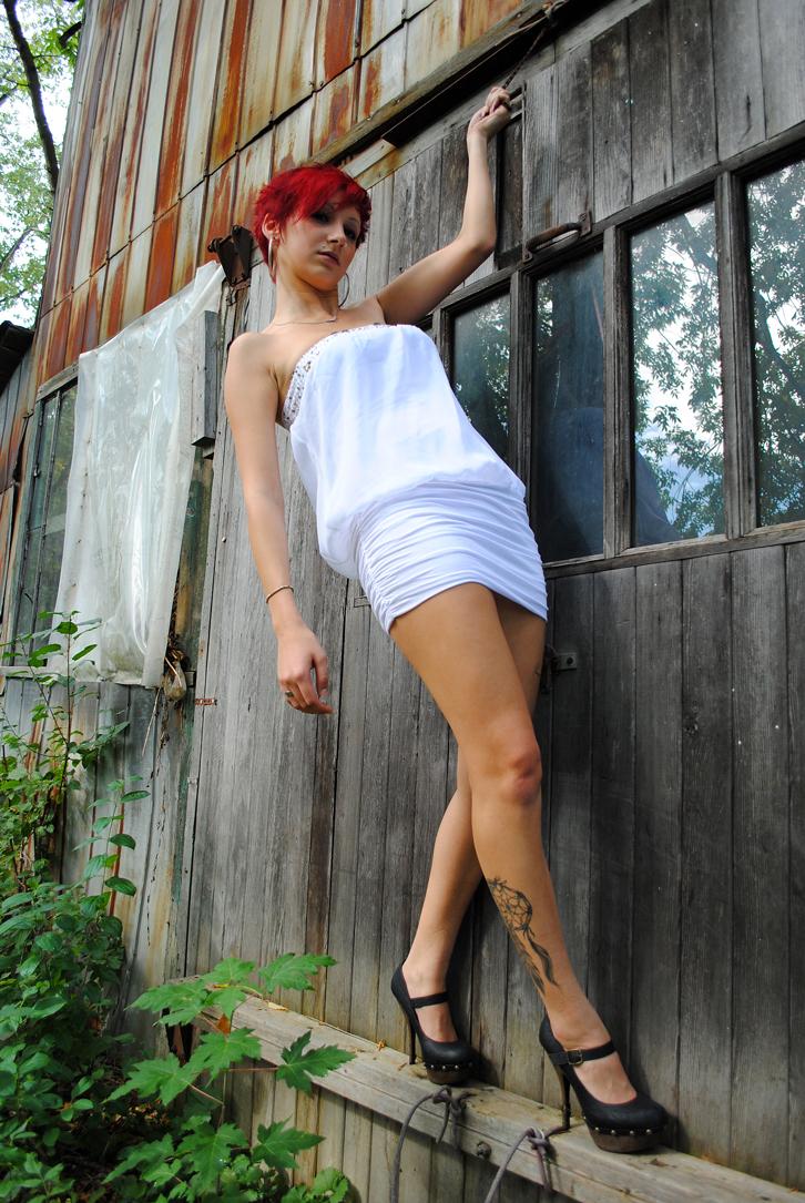 Female model photo shoot of angellamarieexo by Michael Blair in Brampton