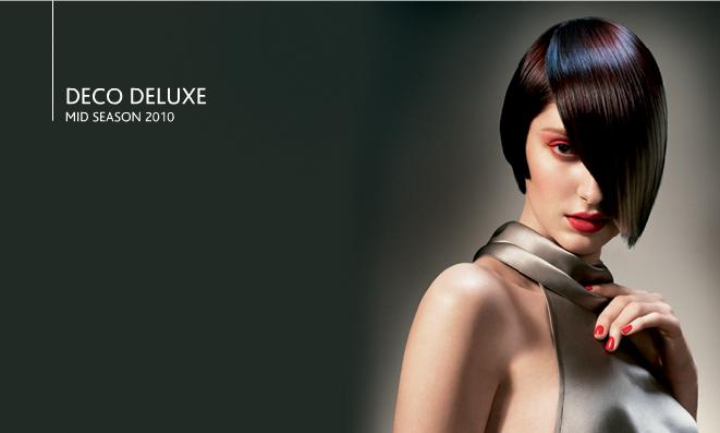 Sep 30, 2011 Vodal Sassoon Deco Deluxe collection 2010