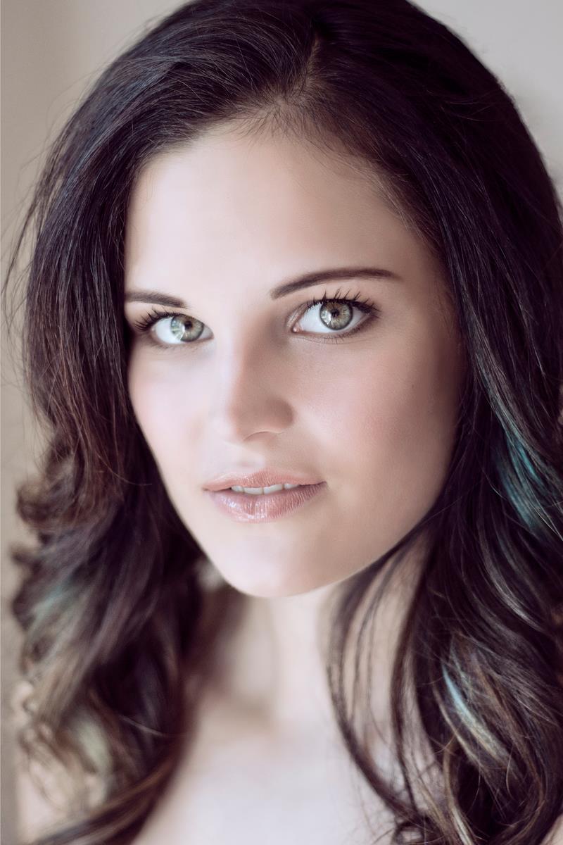 Female model photo shoot of Savina Marie by LAUR NASH, makeup by Stedman Artistry