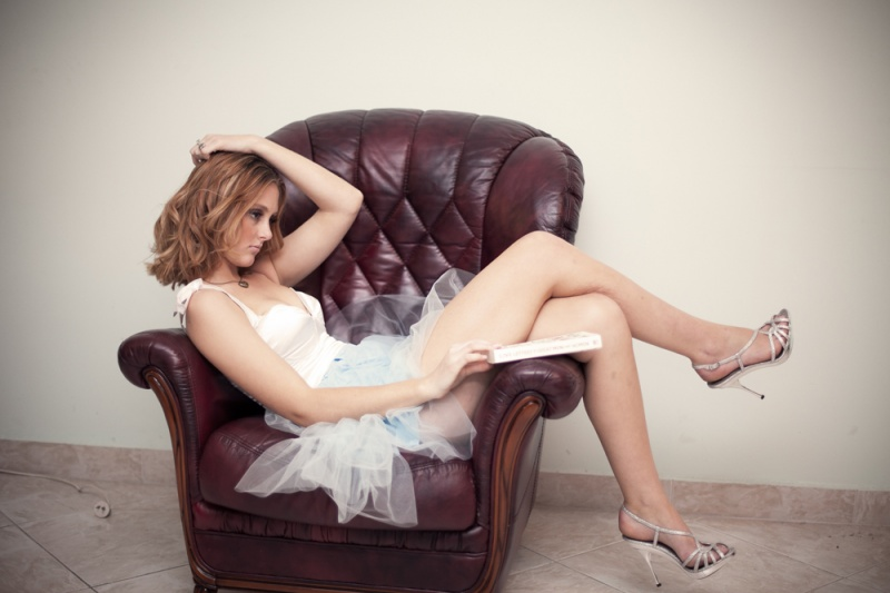Female model photo shoot of wildheartslabel