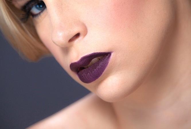 Female model photo shoot of Satsuki MUA and blueyedblond by Magnetic Image