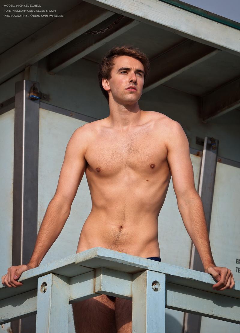Male model photo shoot of Michael Schell by Ben Wheeler in Malibu, CA