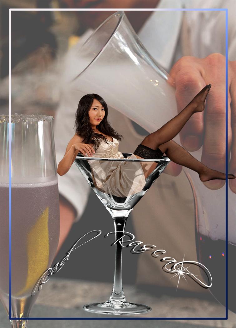 Studio and Minipulated Oct 02, 2011 Rad RascaL Yuno Martini!  Drink UP