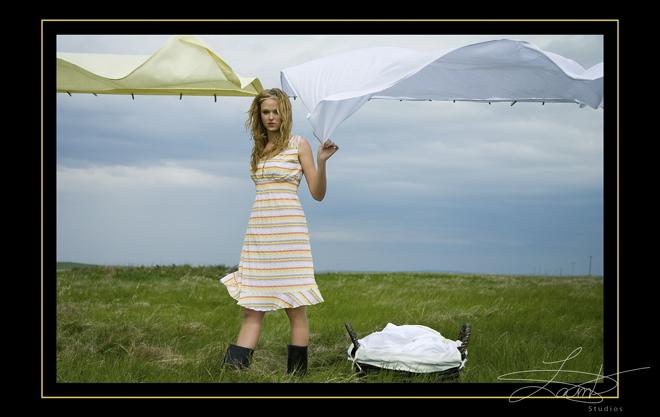 Female model photo shoot of Lamb Studios