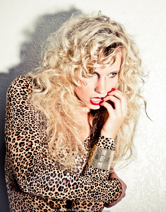 Female model photo shoot of CW Fashion Stylist and Nelli K by Leon Bailey, hair styled by Irina Bilka