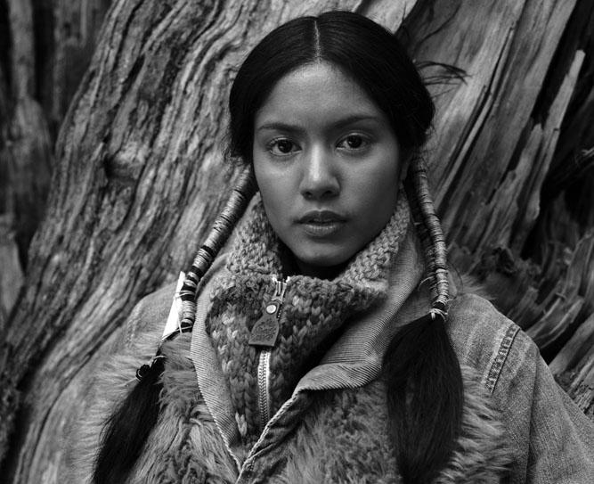 Alaska, U.S.A. Oct 05, 2011 Photographer : Eric Kvatek American Native