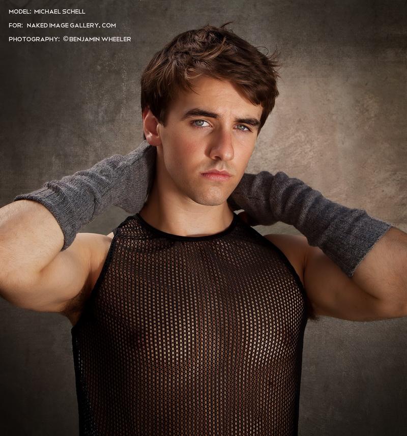 Male model photo shoot of Michael Schell by Ben Wheeler in Sherman Oaks, CA