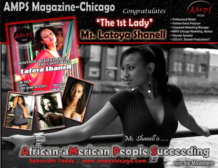 Female model photo shoot of Latoya Shanell in Chicago
