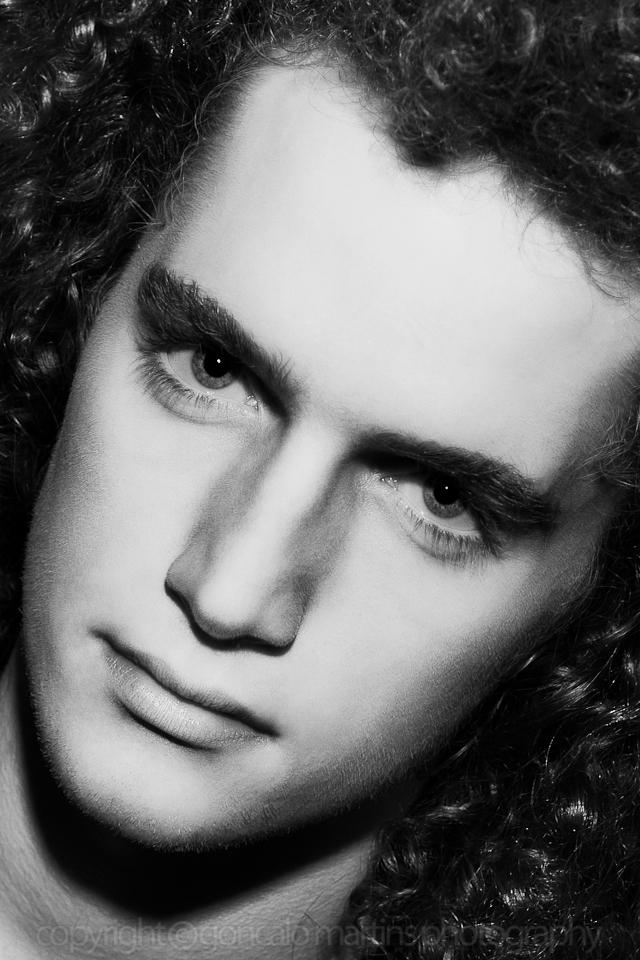Male model photo shoot of Goncalo Martins