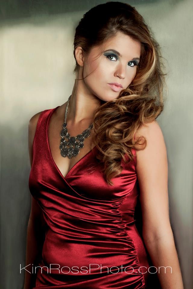 Female model photo shoot of Marshelle Nicole by kross74, makeup by YMakeup  YaYa Brown
