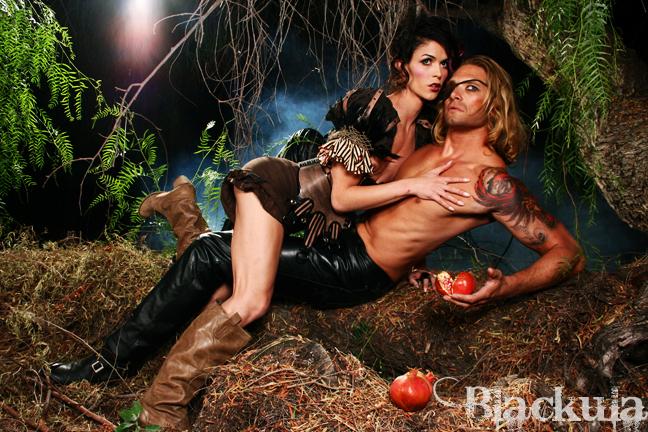 Female model photo shoot of PocketStylist HMUA