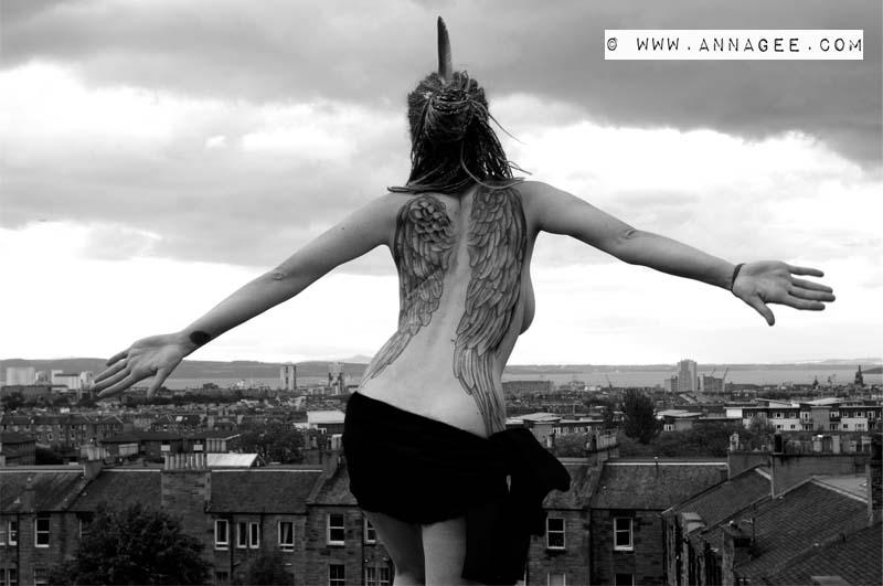 Female model photo shoot of AnnA gEE fOtOs in Edinburgh, Scotland