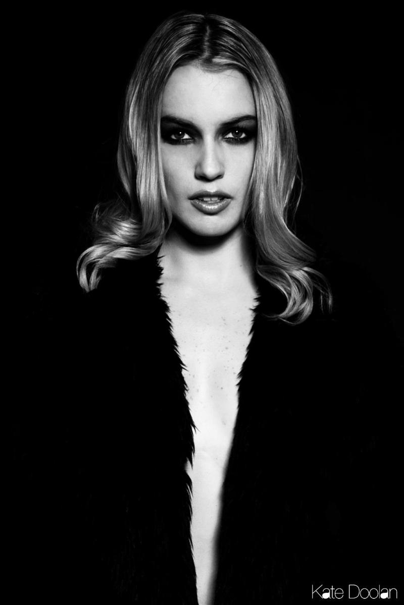 Female model photo shoot of peta winter hairstylist