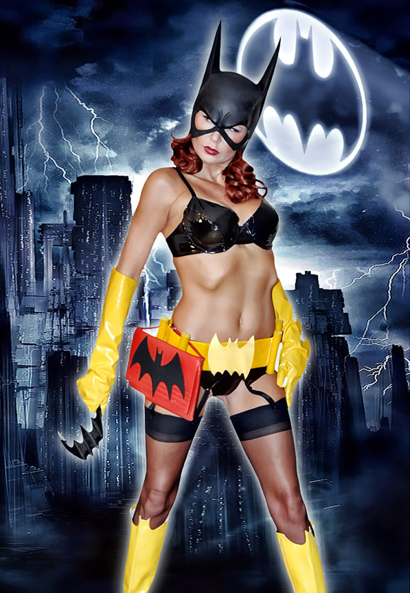 Oct 09, 2011 Uncaped Crusader!