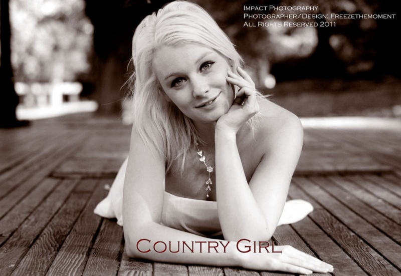 Oct 10, 2011 All Rights Reserved 2011 Country Girl