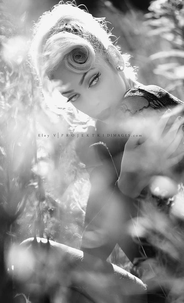Female model photo shoot of Eley V by PKIDI
