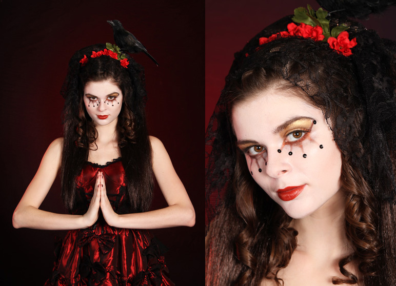 Worcester, MA. Oct 11, 2011 Hair: Killer Instinct/ MU: Leanne Beauchesne Oh, ye of little faith.