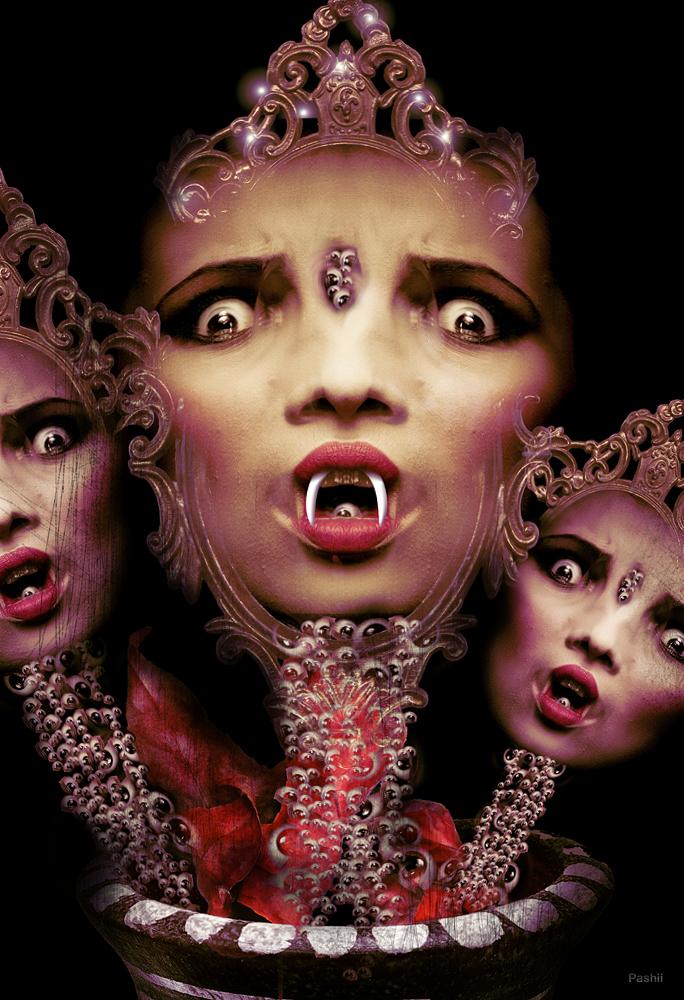 Oct 11, 2011 Medusa. Manipulation
