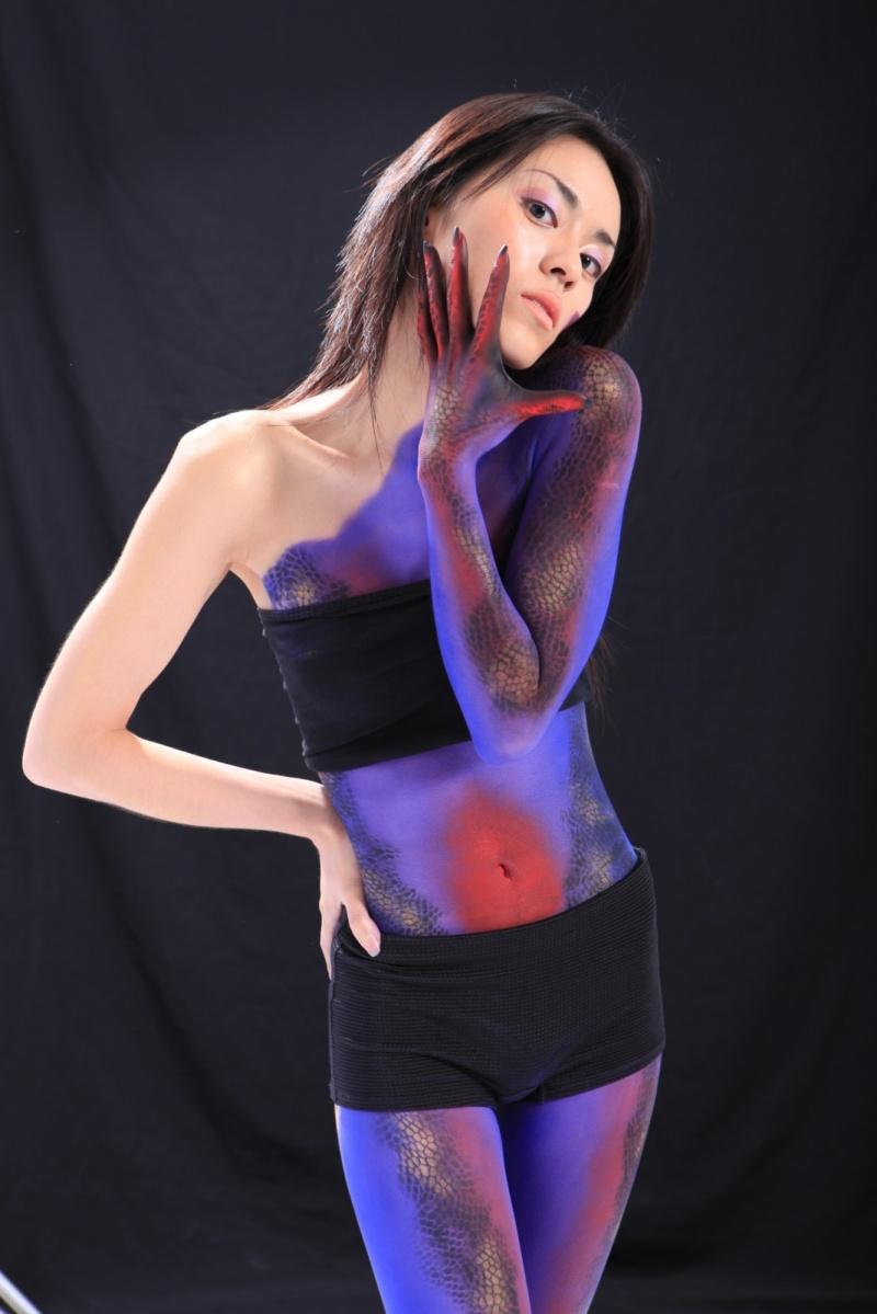 Oct 11, 2011 Makeup & Airbrush- Thea Mitchell