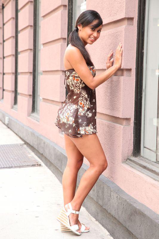Female model photo shoot of Pamela Marrero in Brooklyn, NY