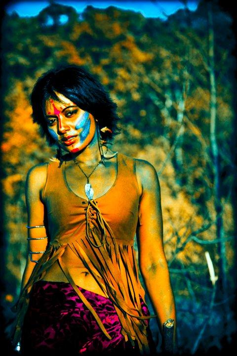 Female model photo shoot of Devika J Singh in Milton, ON
