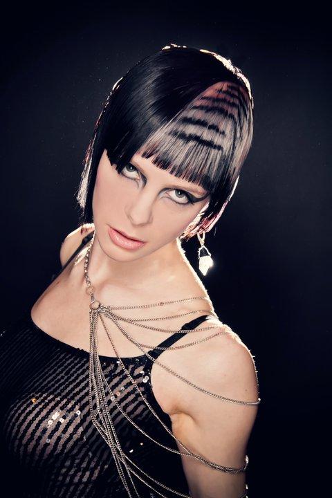 Female model photo shoot of Satin Pam
