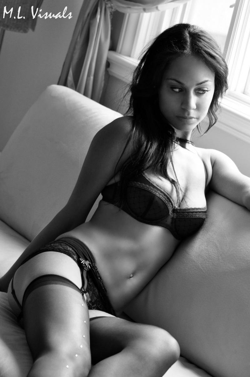 Female model photo shoot of Nicole English by ML-Visuals