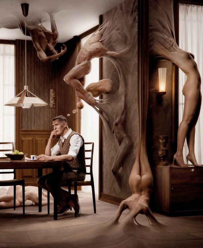Oct 14, 2011 Erwin Olaf for Lavazza 2012