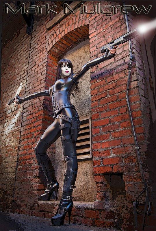 Female model photo shoot of Jessica Y Muniz by Mark Mulgrew