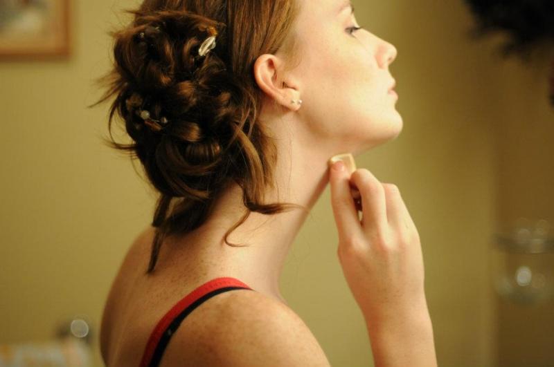 Female model photo shoot of Aimee -Phoenix- Garner by TinmanPhotos