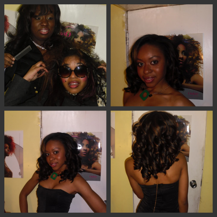 Female model photo shoot of MIHImakeover Gallery in Queens NY