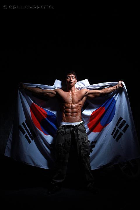 Oct 16, 2011 Crunch photo Republic of Korea