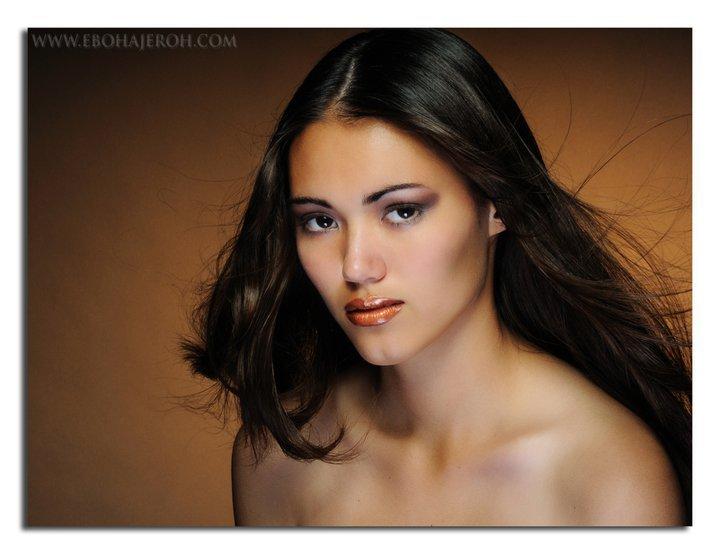 Female model photo shoot of MUA_URSULA