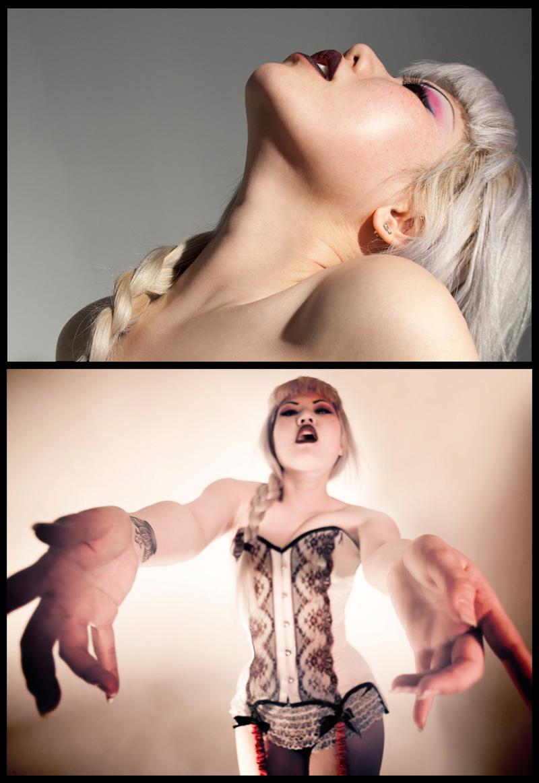 Oct 17, 2011 Blind Seas Photographer: BlindSeas || Model/MUA/Hair: looooo || Wardrobe: Sweet Carousel Corsetry