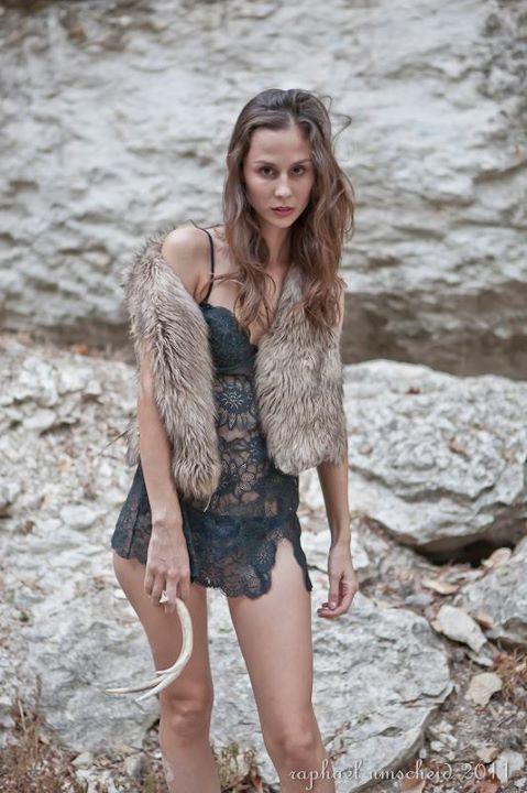 Female model photo shoot of Mischa Fruge and Rachel Vest by raphael i