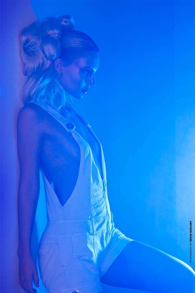 Female model photo shoot of Model Lindsay Annette