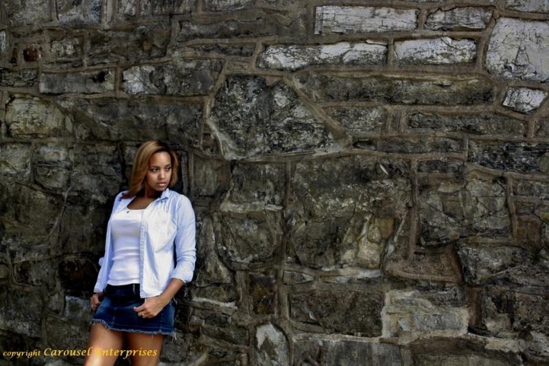 Female model photo shoot of LaTashaPierre by Carousel Imagery