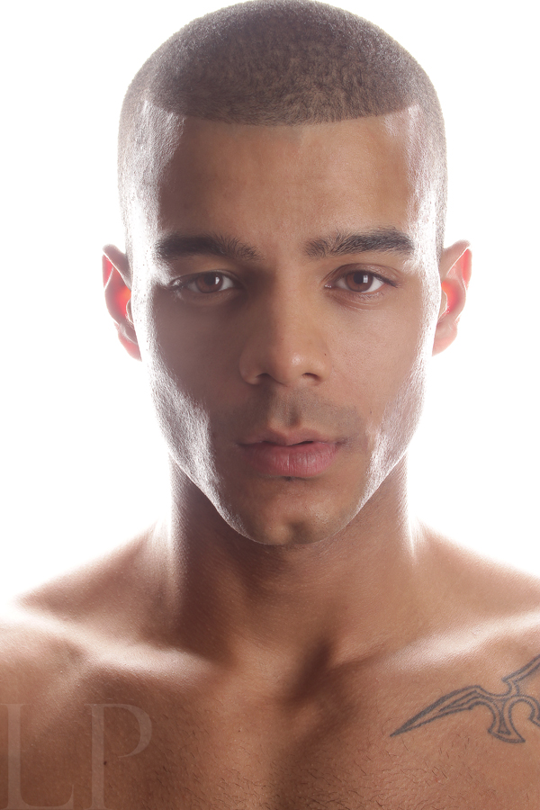 Male model photo shoot of Lee Prince Photography and Wesley Kwesi in The Netherlands
