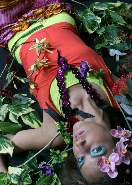 Female model photo shoot of missali88 in malvern