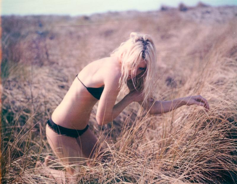 Female model photo shoot of Anniek Vermeulen by Nouveau Noir