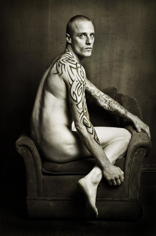 Male model photo shoot of Alex Falcao Photography and Alan Hodgkinson in London, UK