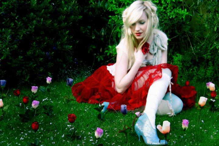 Female model photo shoot of Natanya Waybourne in London